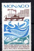 Sello Nº 1499  Monaco - Crustacés