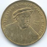 Poland - 2 Zlote - 2005 - 500th Anniversary Of The Birth Of Mikołaj Rej - KMY608 - Poland