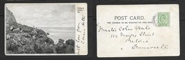 S. Africa, Fishing At Gordon's Bay, Used 1/2d GORDON'S BAY 4 JA 06 > Pretoria - South Africa