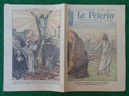 Revue Illustrée Le Pèlerin - Avril 1923 - Le Premier Pèlerinage De Pénitence à Jérusalem Conduit En 1882 - Journaux - Quotidiens