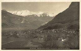 STANS - Wildhorn. Suiza Switzerland Suisse Schweiz - NW Nidwald