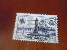 FRANCE TIMBRE REFERENCE YVERT N° 786 - Francia