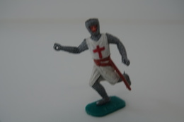 Timpo : PARTS/REPAIR CRUSADER SWORD/AXE/MORGENSTERNS - 1960-70's, Made In England, *** - Figurines