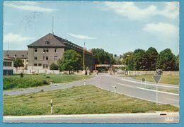 MÜLLHEIM - La Caserne Quartier Turenne Carte Circulé 1966 - Casernes
