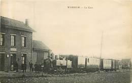 WARHEM   La Gare - Autres Communes