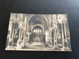 33 - LA LOUVESC Interieur Basilique - La Louvesc