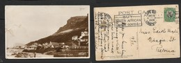 S. Africa,Muizenburg C.P., Used 1/2d CAPETOWN AUG 19 1928 + BUY SOUTH AFRICAN MADE GOODS, > Pretoria - South Africa