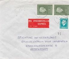 Expres Spoedbestelling Naar Amsterdam 1973 - 1949-1980 (Juliana)
