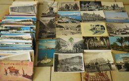 Lot De Cartes Postales Etrangeres 1,800 Kg - 100 - 499 Postcards