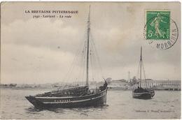 D56 - LORIENT -  LA RADE - LA BRETAGNE PITTORESQUE - Bateaux - Lorient