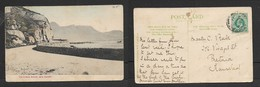 S. Africa, Victoria Road, Sea Point, Used 1/2d, 1911 > Pretoria - South Africa