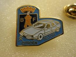 PIN'S  XM  CITROEN  BELFORT - Citroën