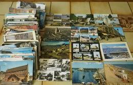 Lot De 2,400kg Cartes Postales France Cpm,,cpsm - 100 - 499 Postcards