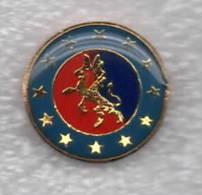 Genoa Calcio Liguria Pins Calcio Soccer Football Genova - Calcio
