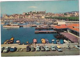Cannes: CITROËN 2CV, AZU, DS, 3x RENAULT DAUPHINE, 4CV, FLORIDE, PEUGEOT 403, SCOOTER - Le Port - Passenger Cars