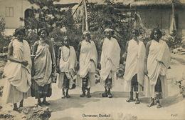 Danseuses Dunkali Edit. PAD - Ethiopia