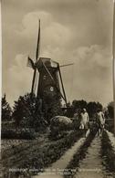 Dordrecht // Molen Willem De 2de - Krommedijk - Gesloopt 1934 / 19?? - Dordrecht
