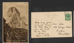 S. Africa The Buffel's Dome, Hex River Mountains, Worcester C.P. Used 1/2d, SEAPOINT DE 22 15 > Pretoria - South Africa