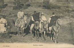 Cavaliers Abyssins Envoi à Brasserie De Genech Par Templeuve Nord - Ethiopia