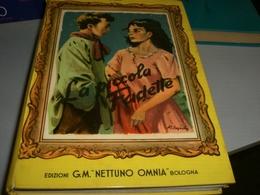 LIBRO LA PICCOLA FADETTE -ILLUSTRATO SGRILLI -EDIZIONI G.M NETTUNO OMNIA 1954 - Klassiekers
