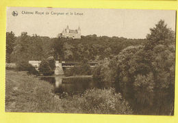 * Houyet (Namur - La Wallonie) * (Nels, Ern Thill) Vallée De La Lesse, Chateau Royal De Ciergnon, Kasteel, Pont, Canal - Houyet