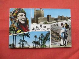 Maroc  Morocco   Stamp  & Cancel      Ref  3468 - Other