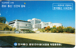SOUTH KOREA - Building(W3000), 02/96, Used - Korea, South