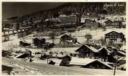 Leysin. Suiza Switzerland Suisse Schweiz - VD Vaud