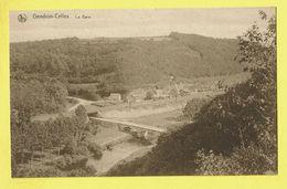 * Gendron Celles (Houyet - Namur - La Wallonie) * (Nels, Ern Thill) Vallée De La Lesse, La Gare, Pont, Canal, Quai - Houyet
