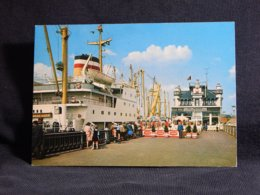 Belgium Antwerpen Noorderterras__(U-1174) - Schiffe