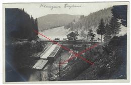 (1914-1918) Karpathen Bukowina  Regio  Suceava Czernowitz    Karpathenkorps Allemande Photo Carte - Rumänien