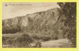 * Houyet (Namur - La Wallonie) * (Nels, Ern Thill) Vallée De La Lesse, Le Massif De Furfooz, Rocher, Rare, Old - Houyet
