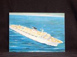 Cogedar Line T/S Flavia__(U-36) - Bateaux