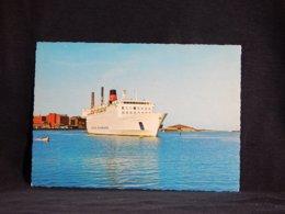 Dana Regina Thematic Stamp Ferry To England__(U-110) - Unclassified