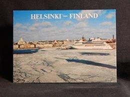Finland Helsinki At Winter__(U-1292) - Unclassified