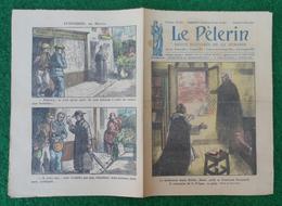 Revue Illustrée Le Pèlerin - Avril 1923 - Léonard Poncy, Chassant Le Sanglier Dans L'Ariège, Abat Une Ourse - Journaux - Quotidiens