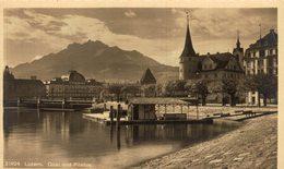 Luzern. Suiza Switzerland Suisse Schweiz - LU Lucerne