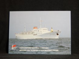 M/S Felix Dzerjinsky__(U-532) - Non Classificati