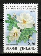 Finland 1993 Finlandia / Flowers MNH Blumen Flores Fleurs / Cu14104  C5-10 - Vegetales