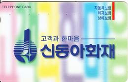 SOUTH KOREA - Korean Telecom Telecard(W3000), 08/96, Used - Korea, South