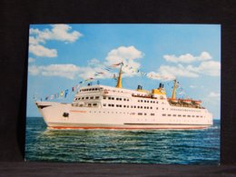 MS Drottningen__(U-95) - Bateaux