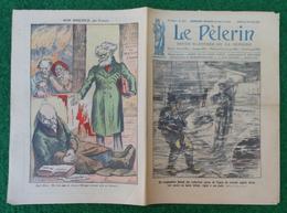 Revue Illustrée Le Pèlerin - Avril 1923 - Naufrage Du Croiseur Anglais Ariane - Découverte Des Moteurs Diesel Chez Benz - Journaux - Quotidiens