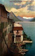 Lugano. Suiza Switzerland Suisse Schweiz - TI Tessin