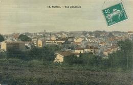 CPA - France - (16) Charente - Ruffec - Vue Générale - Ruffec