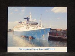 S.S. Norway N.C.K. 1961__(U-33) - Bateaux