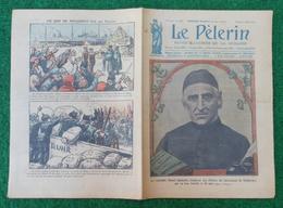 Revue Illustrée Le Pèlerin - Mai 1923 - Béatification Du Vénérable Garicoïts - Travaux Engagés Par Fayçal, Roi D'Irak - Journaux - Quotidiens