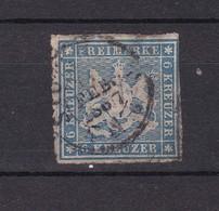 Wuerttemberg - 1865 - Michel Nr. 32 - 70 Euro - Wurttemberg