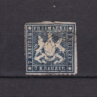 Wuerttemberg - 1865 - Michel Nr. 35 B - 220 Euro - Wurttemberg