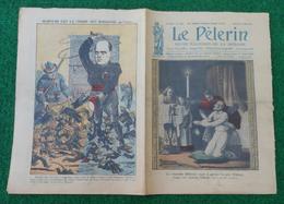 Revue Illustrée Le Pèlerin - Mai 1923 - Réception Du Maréchal Foch Par La Population De Varsovie En Pologne - Journaux - Quotidiens