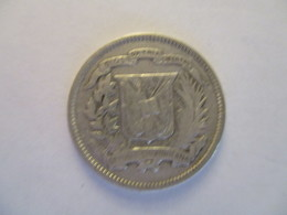République Dominicaine: 10 Centavos 1959 - Dominicana